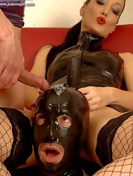 Shemale Fetish Passion - Two Mistresses