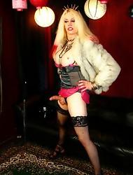 TS Rockdoll Tempest Tranny Gaga