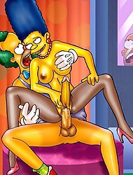T-girls from the Simpsons
