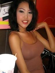 Random Thai Ladyboys
